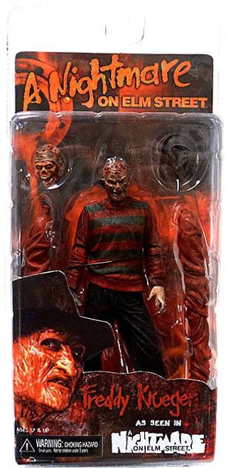 Nightmare on Elm Street Series 1 Freddy Krueger Action Figure