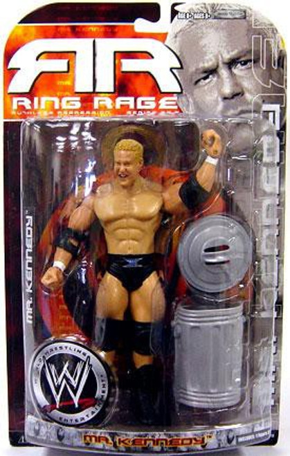 WWE Wrestling Ruthless Aggression Series 35.5 Ring Rage Mr. Kennedy Action Figure