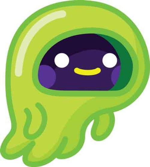 Moshi Monsters Moshlings Series 1 Ecto 1.5-Inch Mini Figure #60