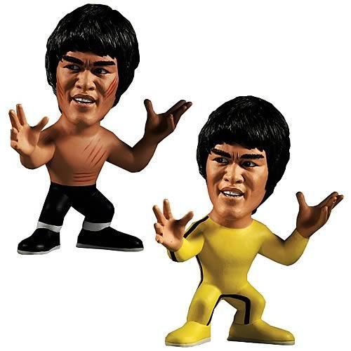 TItan Series 1 Set of 2 Bruce Lee 5-Inch Figures