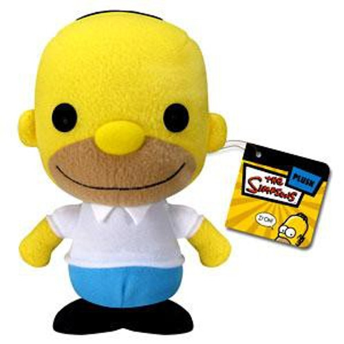 Funko The Simpsons Homer Simpson 5-Inch Plushie