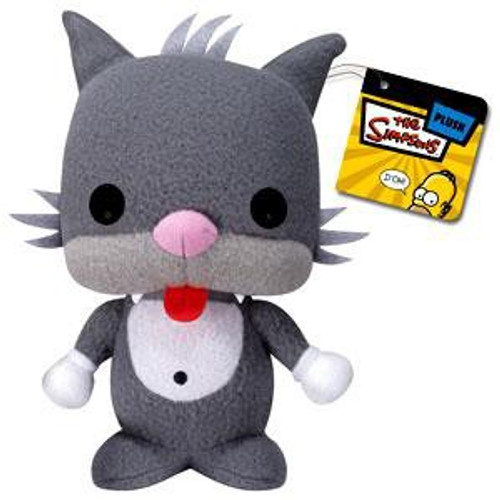 Funko The Simpsons Scratchy the Cat 5-Inch Plushie