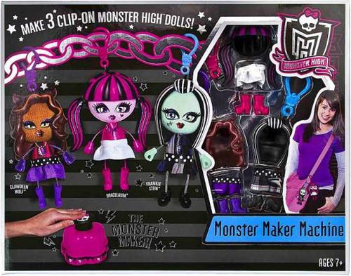 Monster High Monster Maker Machine