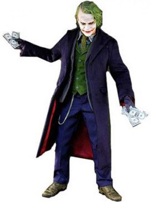 Batman The Dark Knight Movie Masterpiece The Joker Collectible Figure