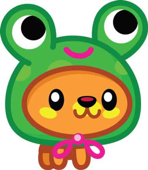 Moshi Monsters Moshlings Series 1 Scamp 1.5-Inch Mini Figure #84