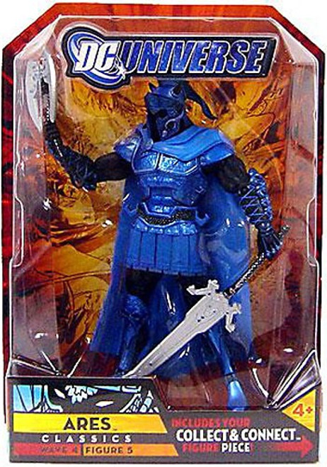 DC Universe Classics Despero Series Ares Action Figure #5