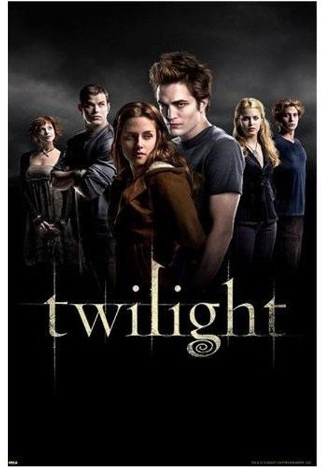 Twilight Poster [Advance Group Artwork]