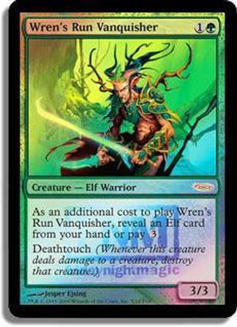 MtG Friday Night Magic Promo Wren's Run Vanquisher [FNM 2009]
