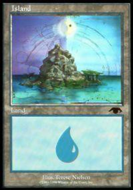 MtG Assorted Promo Cards Promo Island [Guru]