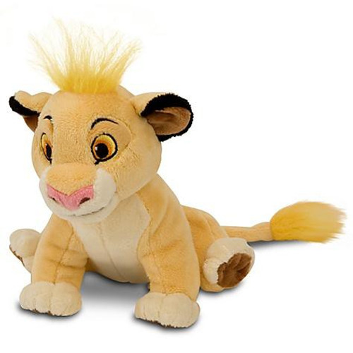 Disney The Lion King Young Simba Exclusive 6.5-Inch Plush