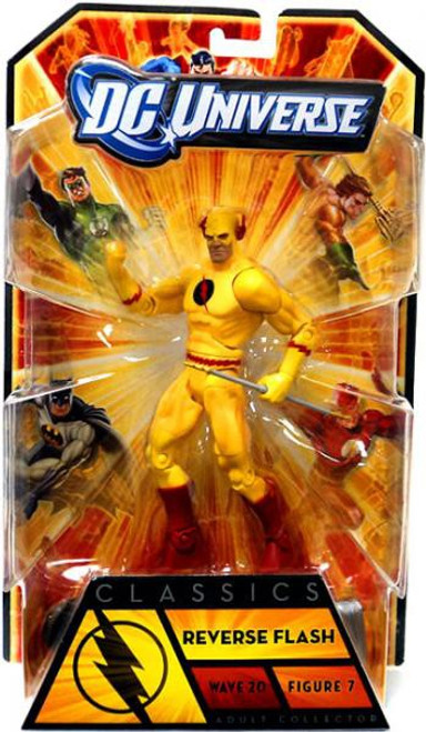 DC Universe Classics Wave 20 Reverse Flash Action Figure #7