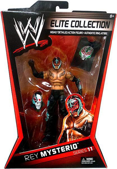 WWE Wrestling Elite Collection Series 11 Rey Mysterio Action Figure