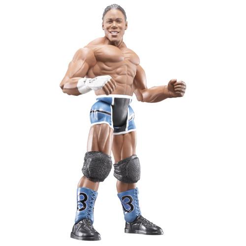 WWE Wrestling Backlash Series 13 Elijah Burke Action Figure