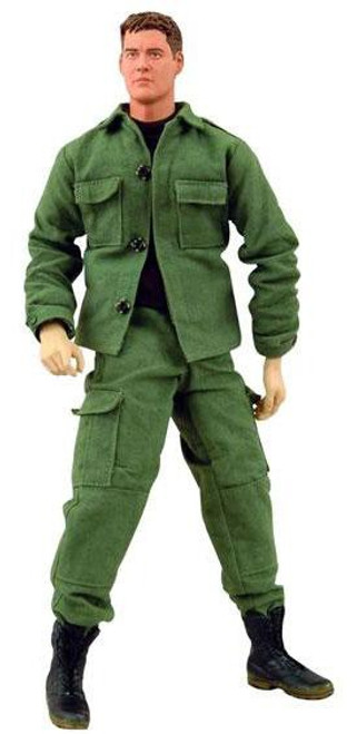 Stargate SG-1 Cameron Mitchell 12 Inch Action Figure