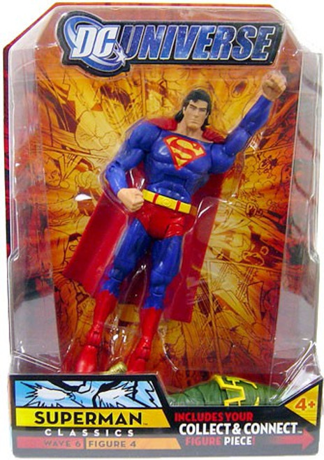 DC Universe Classics Kalibak Series Superman Action Figure [Blue Suit]