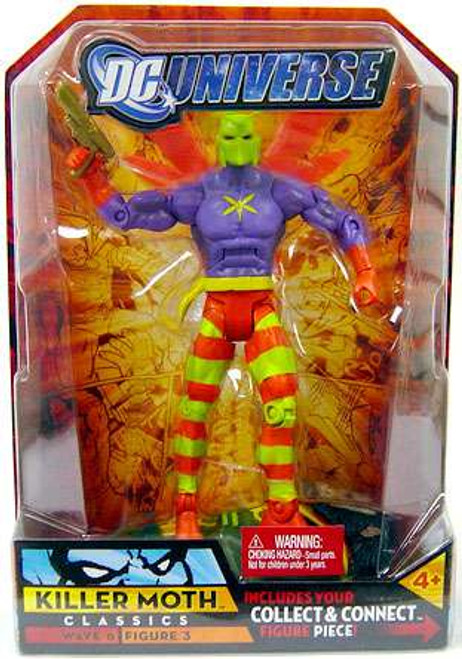 DC Universe Classics Kalibak Series Killer Moth Action Figure