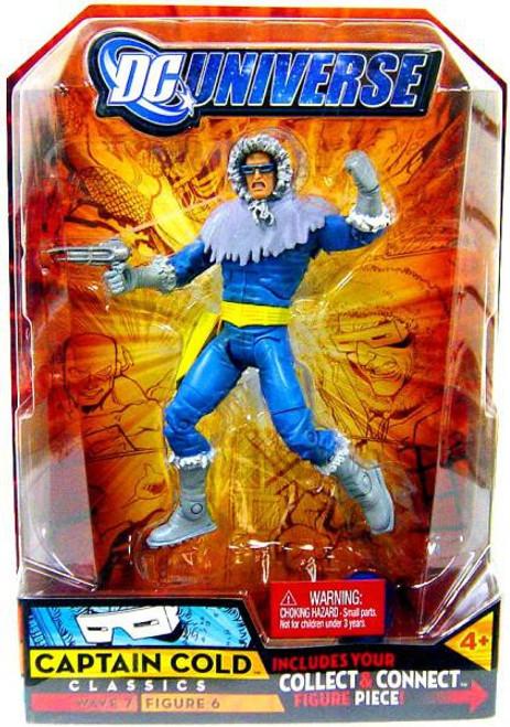DC Universe Classics Atom Smasher Series Captain Cold Action Figure #6