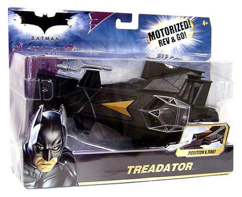 Batman The Dark Knight Rev & Go Treadator Vehicle