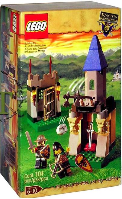 LEGO Knights Kingdom Guarded Treasure Set #6094