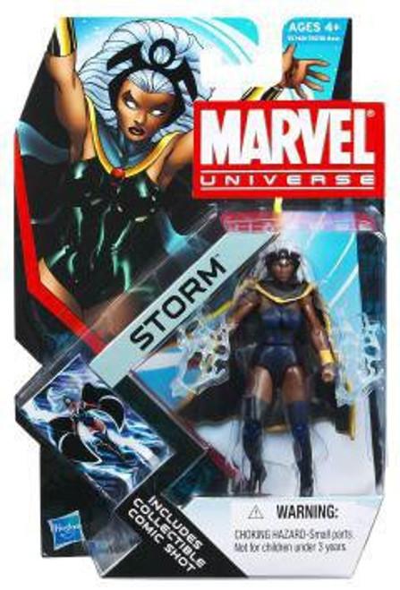 Marvel Universe Series 17 Storm Action Figure #3