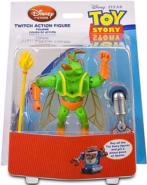 Disney Toy Story Sparks Build a Figure Twitch Exclusive Action Figure