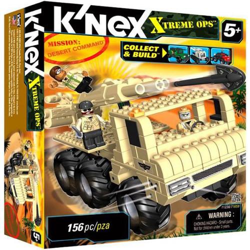 K'Nex Xtreme Ops Mission: Desert Command Set #11238