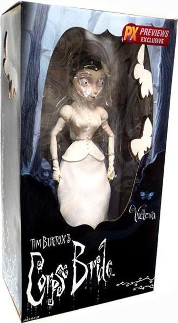 Corpse Bride Victoria Exclusive 16-Inch Fashion Doll [Deluxe, Wedding Dress]