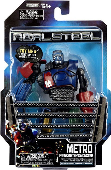 Real Steel Series 2 Metro Action Figure [Frankenstein's Monster]