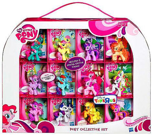 My Little Pony Pony Collection Exclusive 12 Figure Set