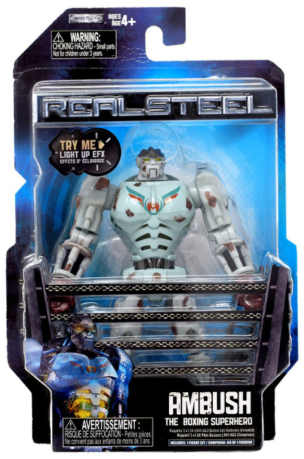 Real Steel Series 2 Ambush Action Figure [The Boxing Superhero]