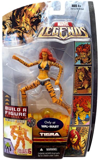 Marvel Legends Nemesis Series Tigra Exclusive Action Figure