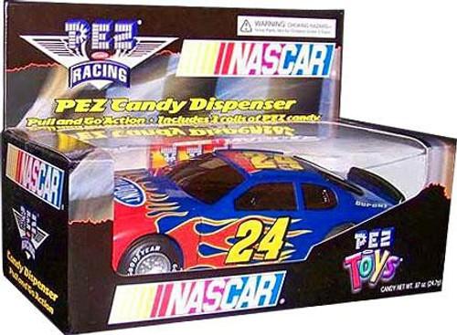 Pez NASCAR Jeff Gordon PEZ DIspenser #24