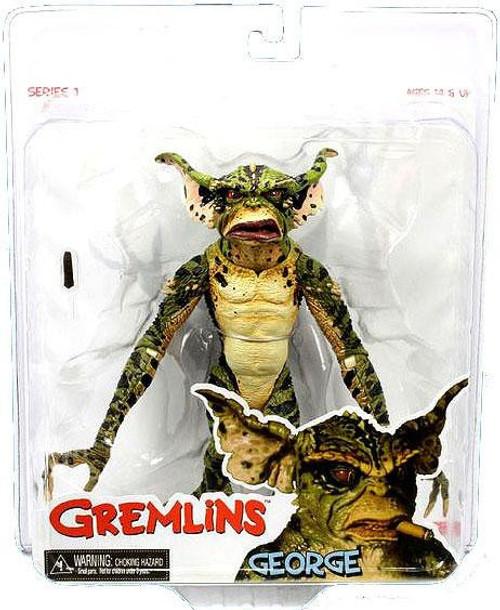 NECA Gremlins Series 1 George Action Figure