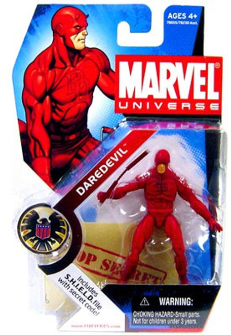 Marvel Universe Daredevil Action Figure #8 [Arm Up]