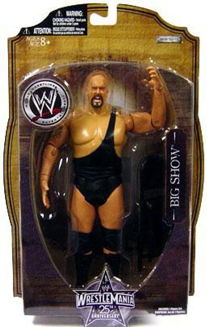 WWE Wrestling WrestleMania 25 Series 1 Big Show Action Figure
