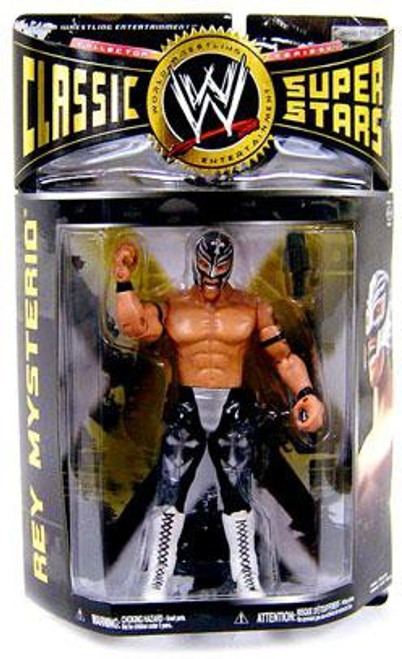 WWE Wrestling Classic Superstars Series 24 Rey Mysterio Action Figure