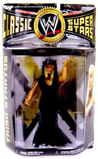 WWE Wrestling Classic Superstars Series 24 Trish Stratus Action Figure