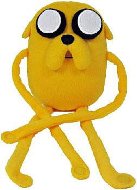 Adventure Time Jake 10-Inch Plush [Wrap Around Arms]