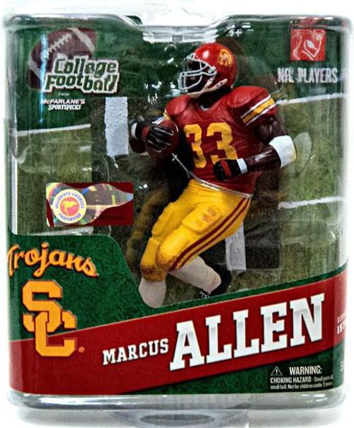 McFarlane Toys NCAA College Football Sports Picks Series 4 Marcus Allen Action Figure