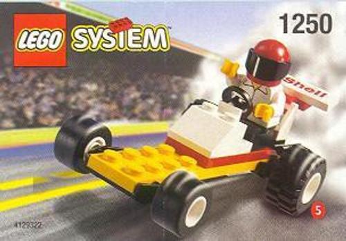 LEGO System Dragster Set #1250