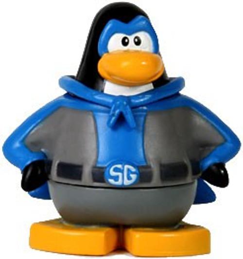 Club Penguin Shadow Guy 2-Inch Mini Figure