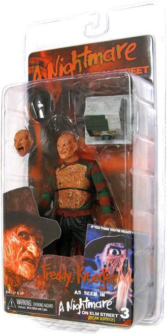 NECA Nightmare on Elm Street Part 3 Dream Warriors Series 2 Freddy Krueger Action Figure