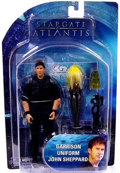 Stargate Atlantis Series 3 John Sheppard Action Figure [Garrison Uniform]
