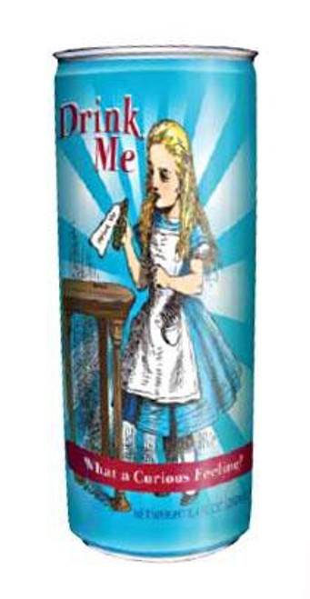 Alice in Wonderland Drink Me Energy Drink
