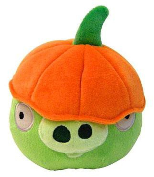 Angry Birds Pig with Pumpkin Hat 5-Inch Plush [Halloween]