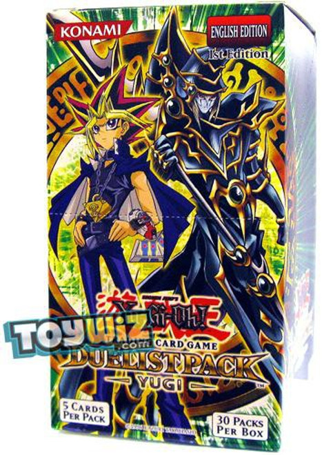 YuGiOh Trading Card Game Duelist Pack Yugi Booster Box [30 Packs]