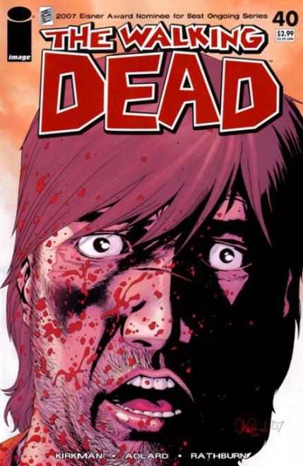 Image Comics The Walking Dead #40 Comic Book
