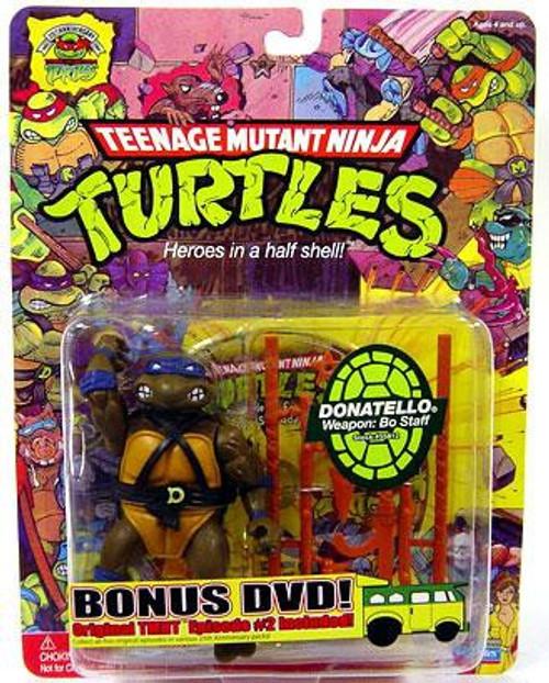 Teenage Mutant Ninja Turtles TMNT 1987 25th Anniversary Donatello Action Figure