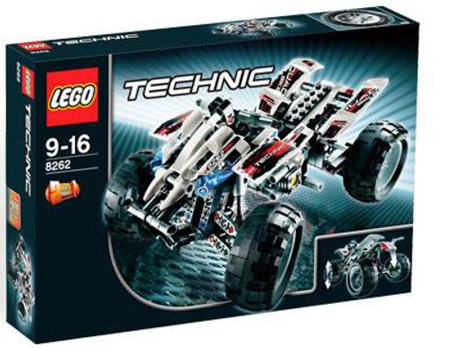 LEGO Technic Quad Bike Set #8262