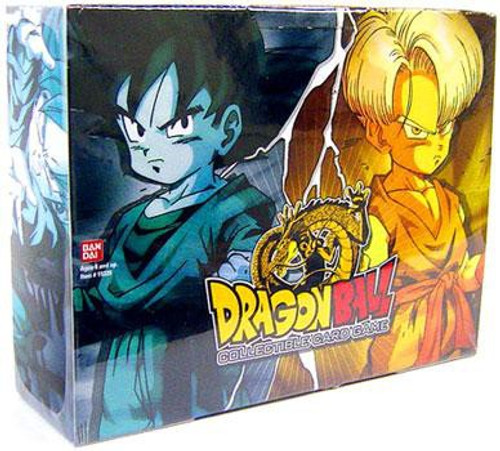 Dragon Ball Z Collectible Card Game Fusion Booster Box
